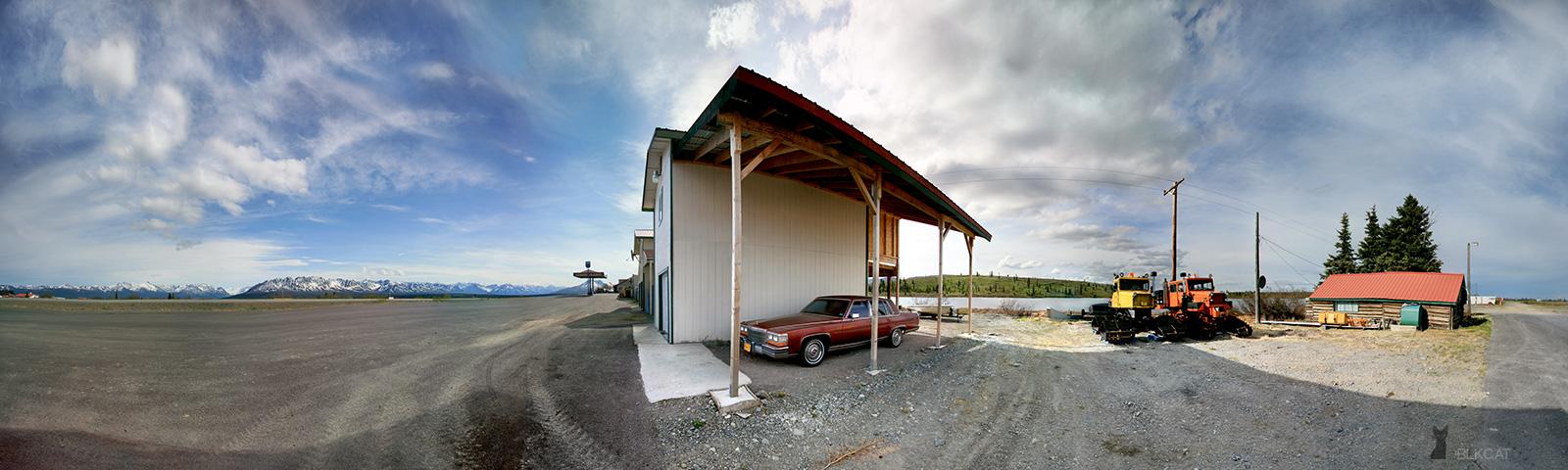 Alaska-Glenn-Highway