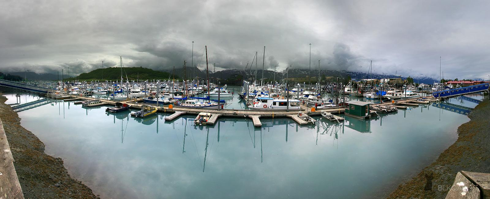 Valdez-Alaska-yachten