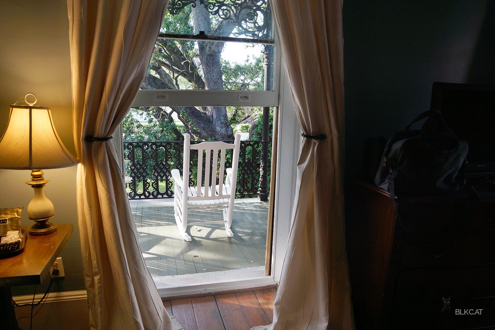 Malaga-Inn-Zimmer-Balkon