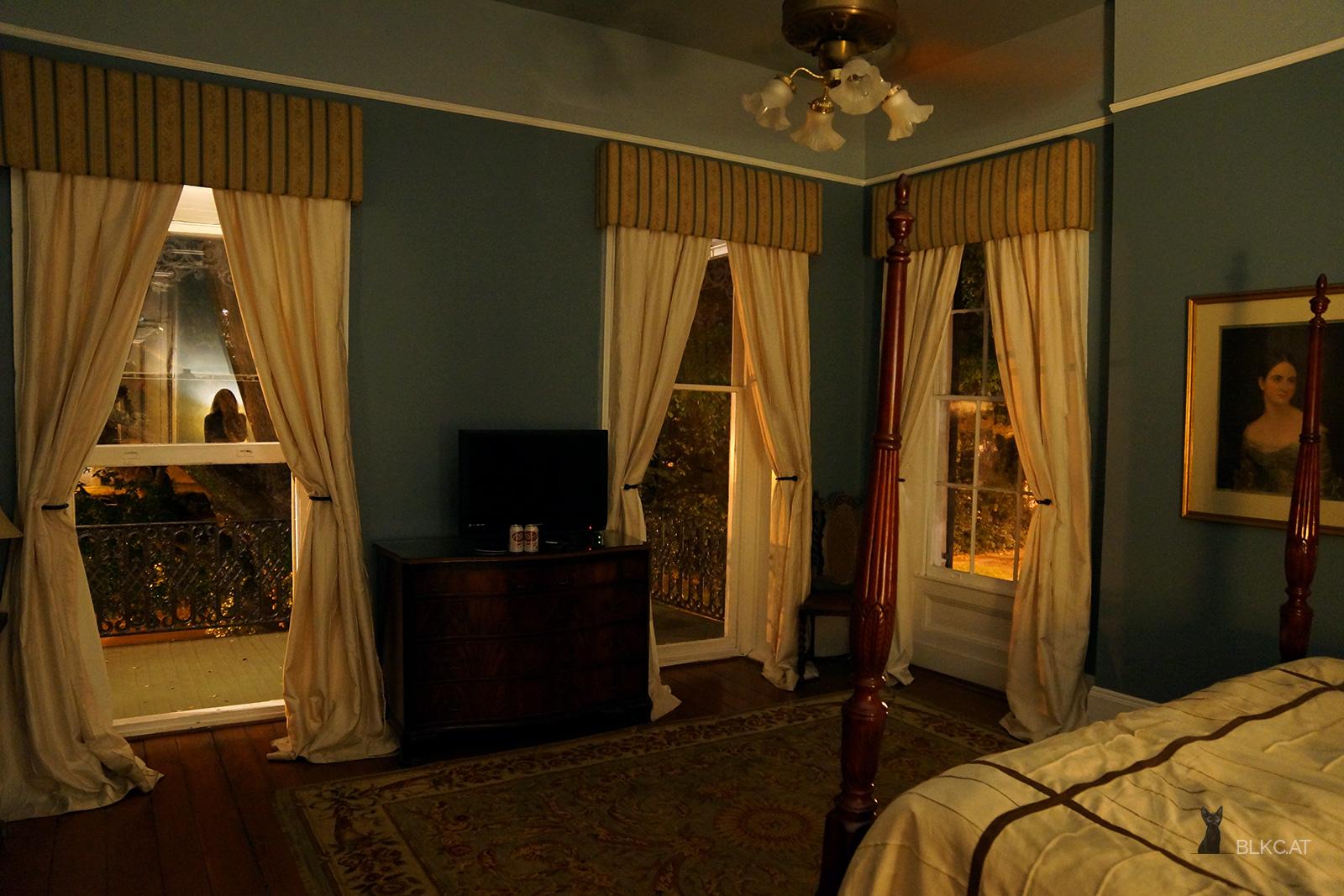 Malaga-Inn-Zimmer