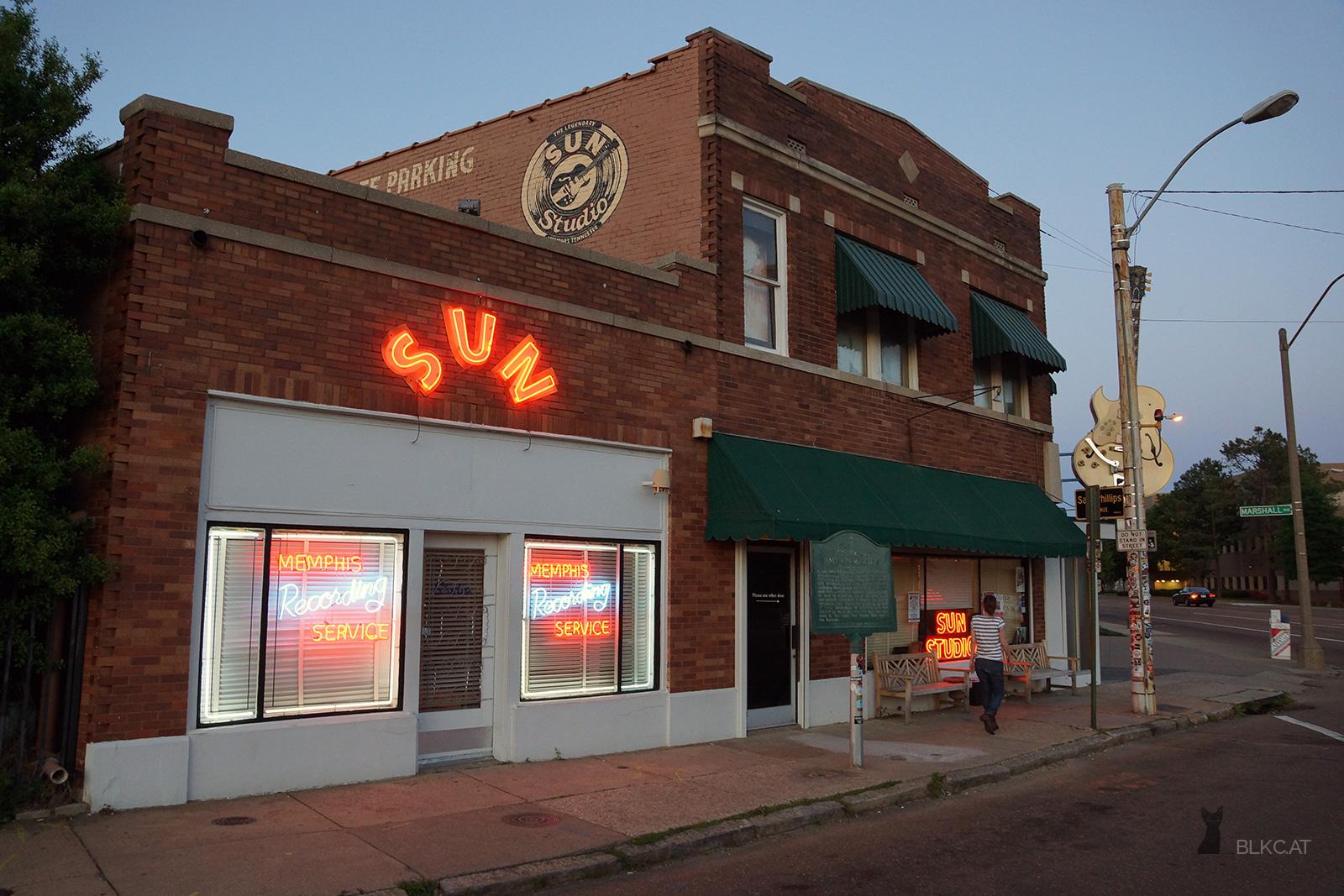Sun-Studios-Memphis