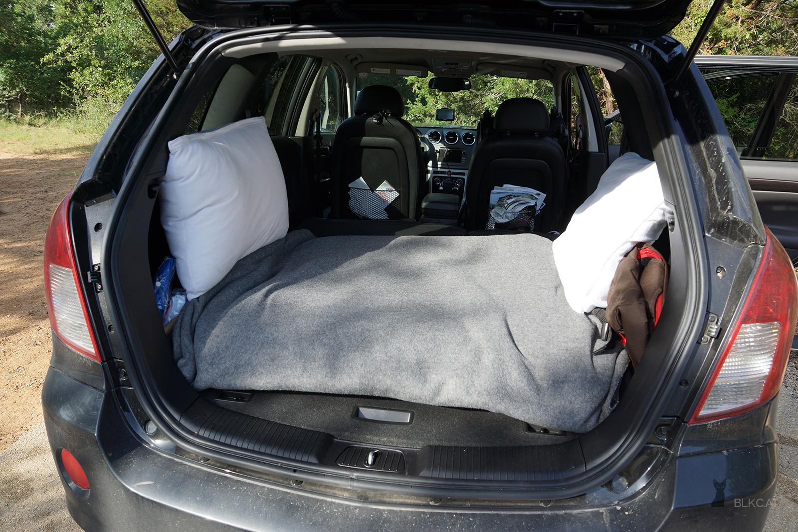 Gepäck-verstaut-Chevrolet-Captiva